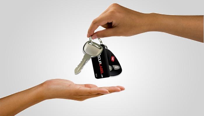 Gratis sleutels retourservice